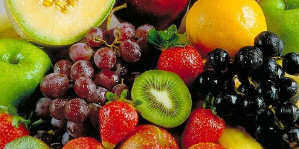 frutas un cúmulo de vitaminas para niños