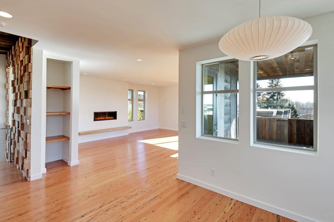 Diseño de interiores casa ecológica