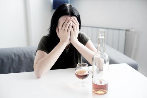 Abuso del alcohol en mujeres
