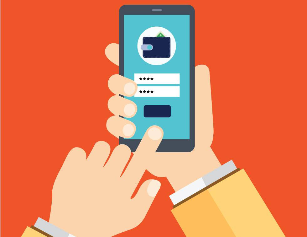 Compras online desde un celular