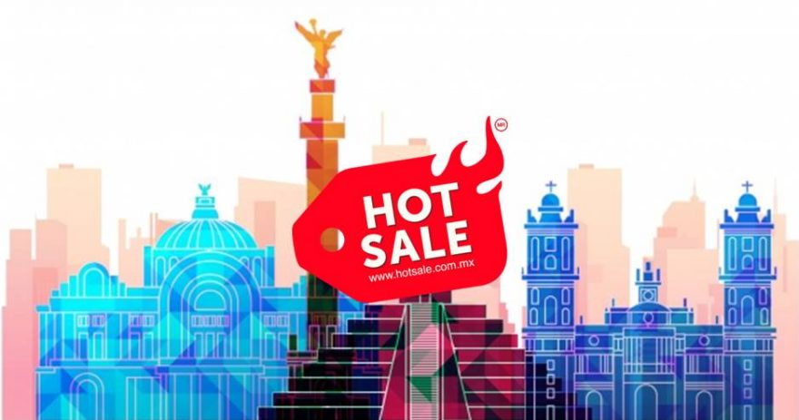 Logo de Hot Sale México