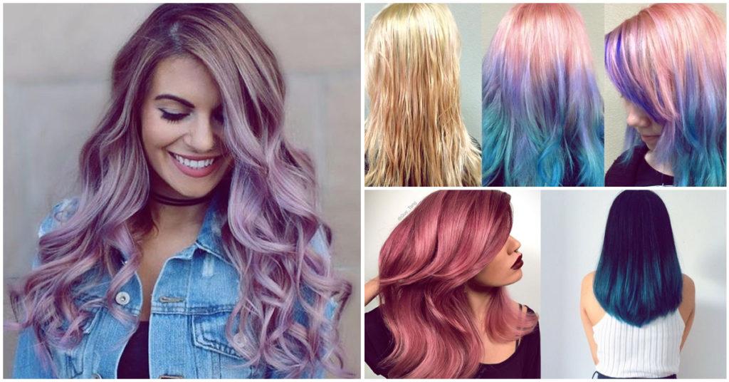 Chicas con diferentes tonos de colores