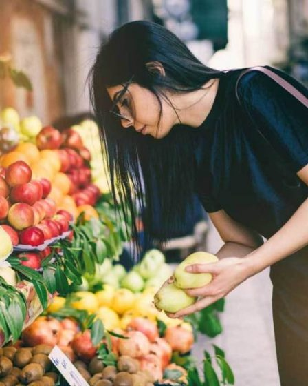 comida saludable al ser vegano