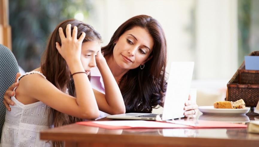 como disminuir el estrés escolar