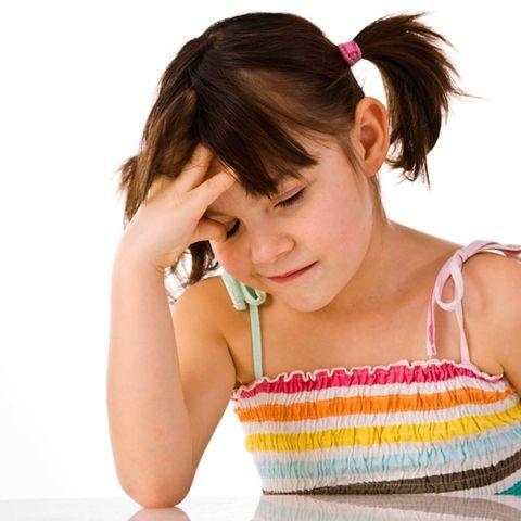 como evitar el dolor de cabeza en niños