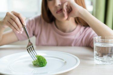 como vivir con la anorexia