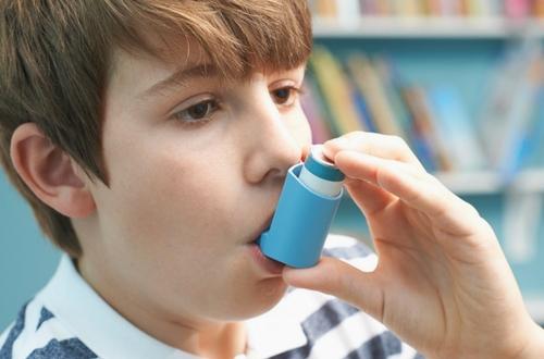 el asma en los niños