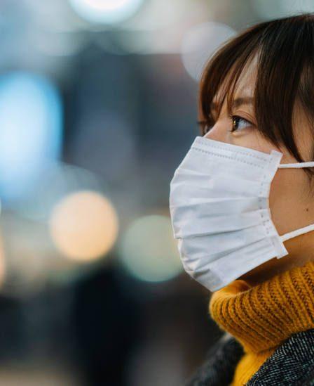 las mascarillas y el coronavirus