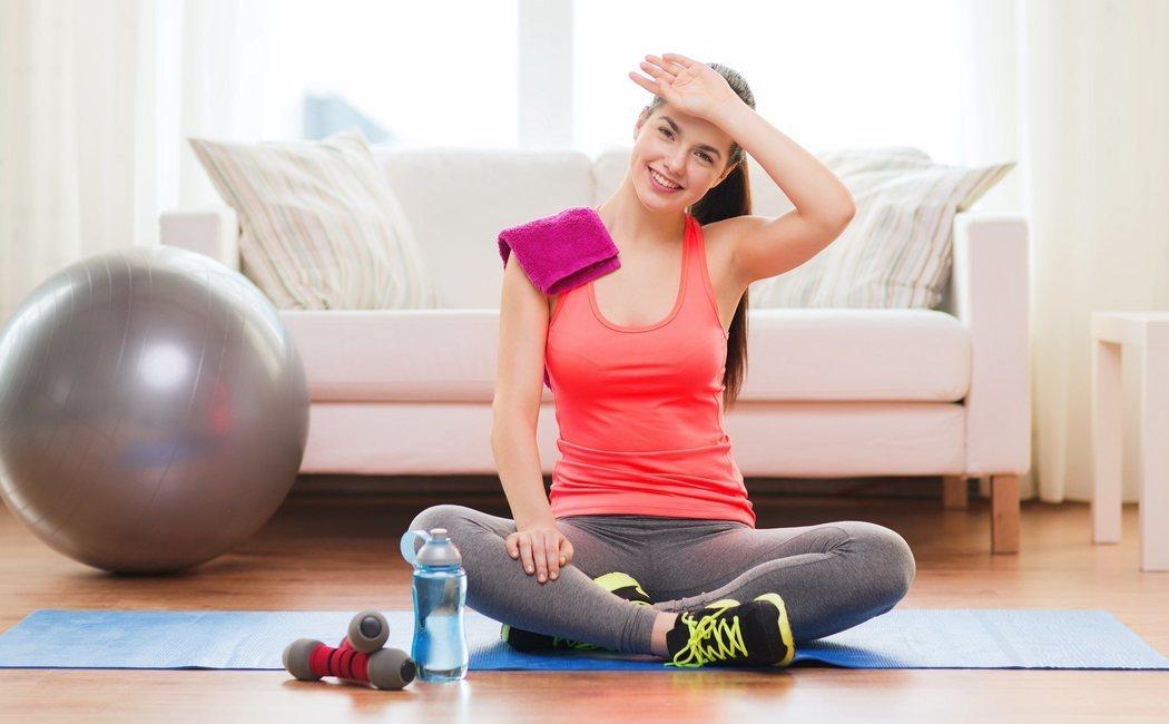 ejercicio para hacer en casa