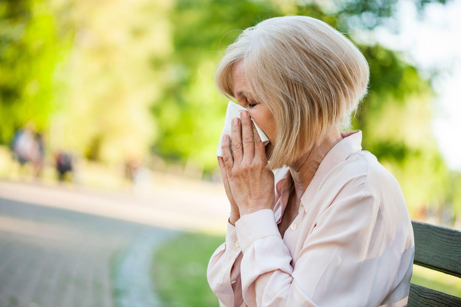 cuídate de las alergias