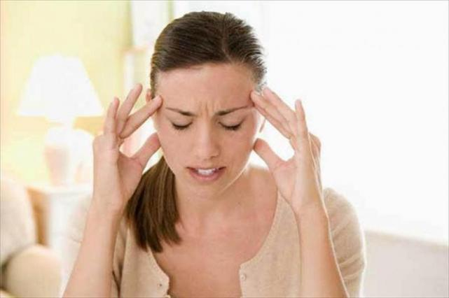 dolor intenso de cabeza