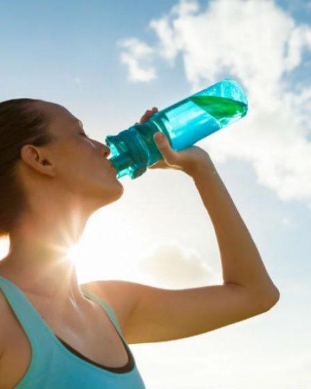 haz ejercicio y mantente hidratado