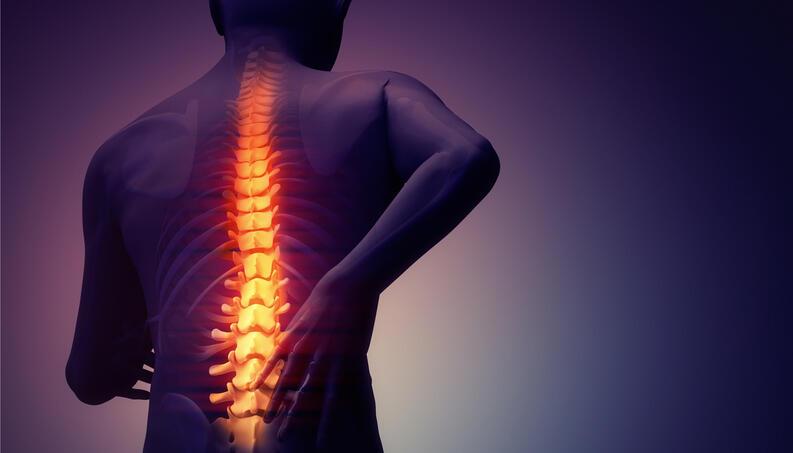 problemas con la espalda