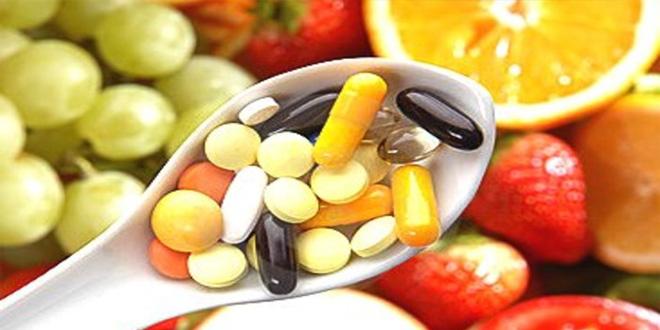 Vitaminas para el estrés.