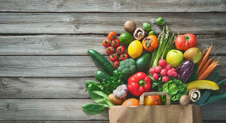 Vitaminas en verduras