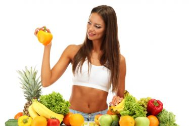 Nutrientes en alimentos o suplementos