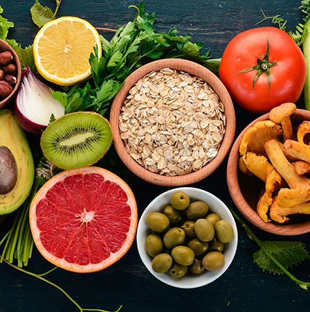 Agrega antioxidantes a tus alimentos