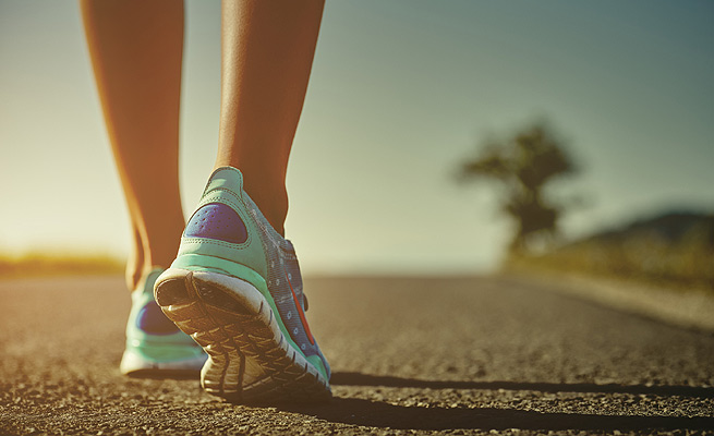 consejos para caminar solo