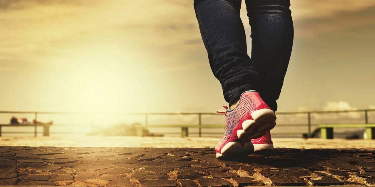 lo mejor de caminar solo
