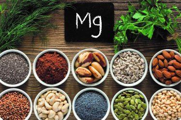 El magnesio es esencial en el cuerpo