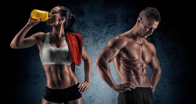 Suplementos para mantener masa muscular