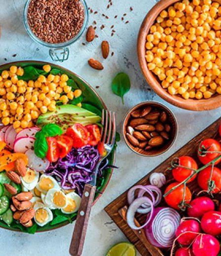 Nutrientes necesarios en tu dieta