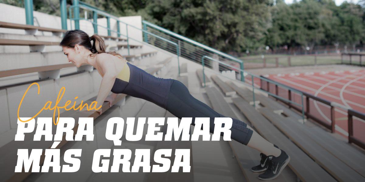 Mujer haciendo ejercicio