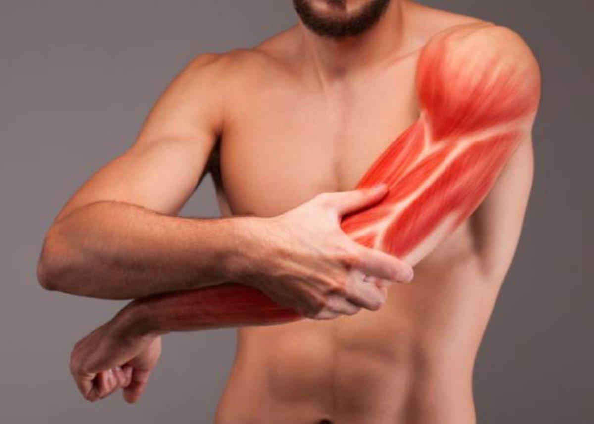 tipos de dolores musculares
