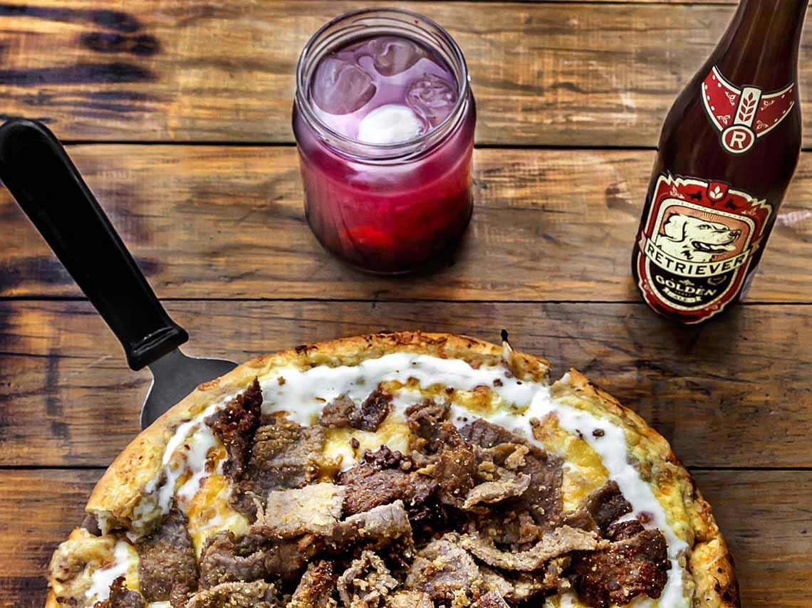 Pizzas del perro negro en México